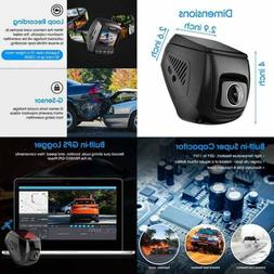 T7 4K Dash Cam Built In Wifi GPS UHD 2160P Camera For Cars 2
