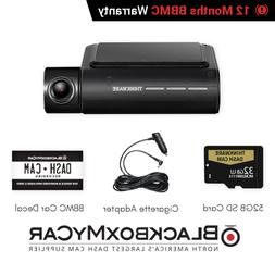 Thinkware F800 PRO 2-Channel Bundle 1080P FHD WiFi Rearview