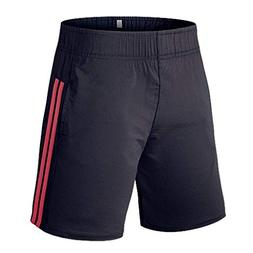 TIFENNY Summer Loose Sports Pants for Mens Fitness Stripe Bo