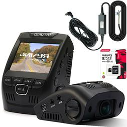 Rexing V1 Plus Dash Cam FHD 1080p 170° Wide Angle with G-Se