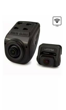 Rexing V1P 3rd Generation Dual 1080p Full HD Front and Rear