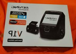 REXING V1P- PLUS FRONT AND REAR CAMERA DASH CAM- BLACK