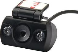 Rexing - V1P Plus Front and Rear Camera Dash Cam - Black