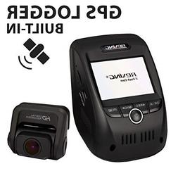 Rexing V1P Pro Dual 1080p Full HD Front and Rear 170 Degree