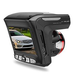 Leaftree - Vehicle Video Recorder Dash Camera Universal 2.4