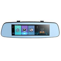 7.84in 1080P WiFi 4G Android5.1 Car Rearview Mirror DVR Came