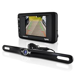 Pyle Wireless Backup Rearview Car Camera Monitor Screen Syst