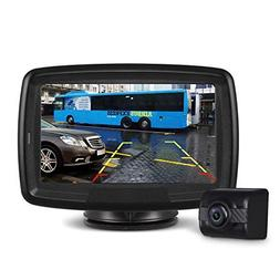 AUTO-VOX Digital Wireless Backup Camera Kit TD-2, Stable Sig