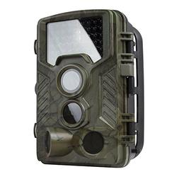 REXING Woodlens H1 HD 16MP Trail Camera Day & Night Ultra Fa