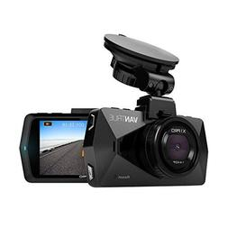 Vantrue X1 Pro QHD 2.5K Security Dash Cam 2560x1440P/30fps 1
