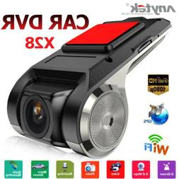 NEW Anytek X28 Car DVR Dash Cam FHD 1080P DVR Camera Recorde