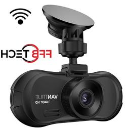 Vantrue X3 WIFI Dash Cam, Super HD 2.5K 1440P Night Vision P